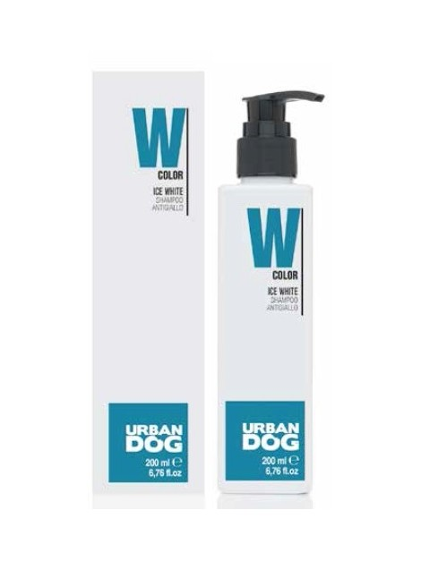 ICE WHITE SHAMPOO di URBAN DOG