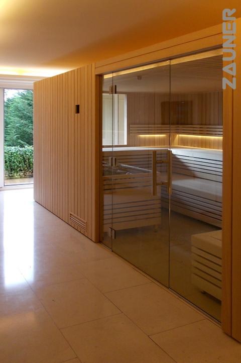 Fabbricazione saune e saune infrarossi su misura zauner for Costruire una sauna