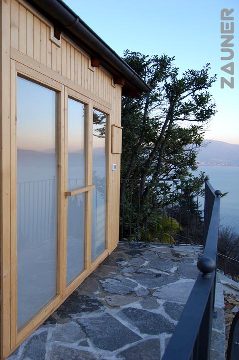 Saune, bagni turchi, piscine in legno e strutture per esterno - Zauner