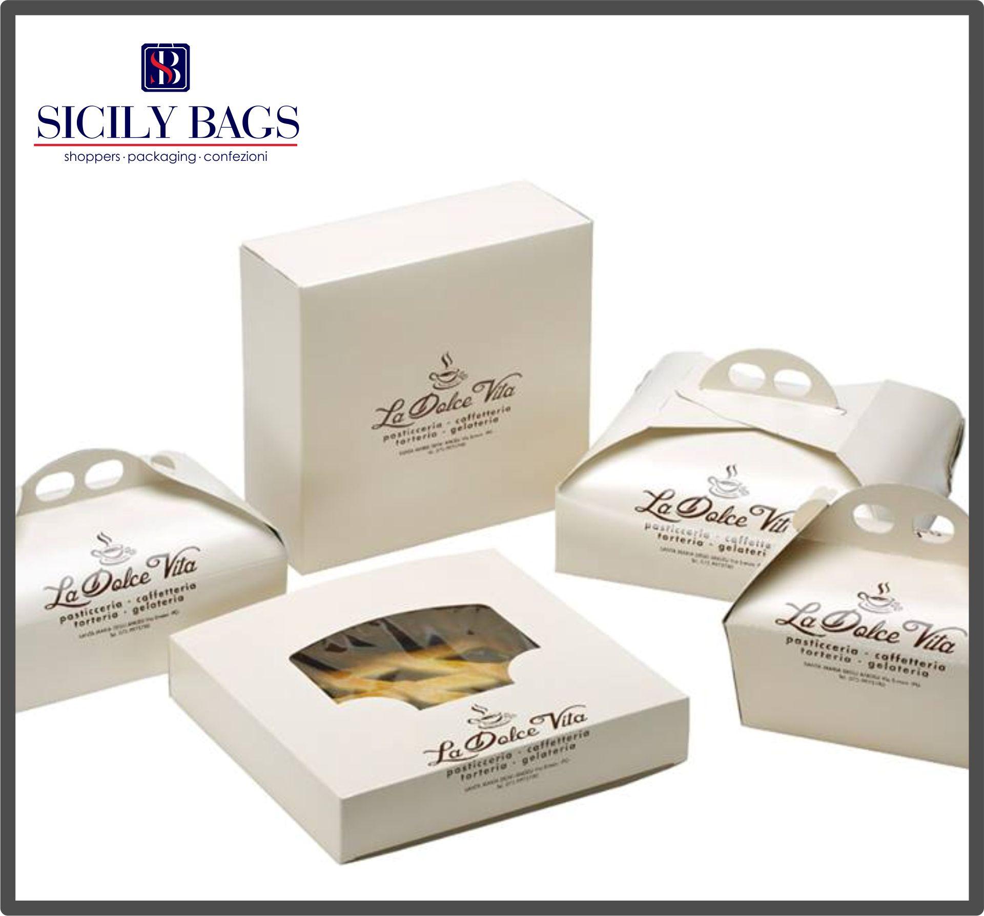 Sicily bags for Articoli per pasticceria