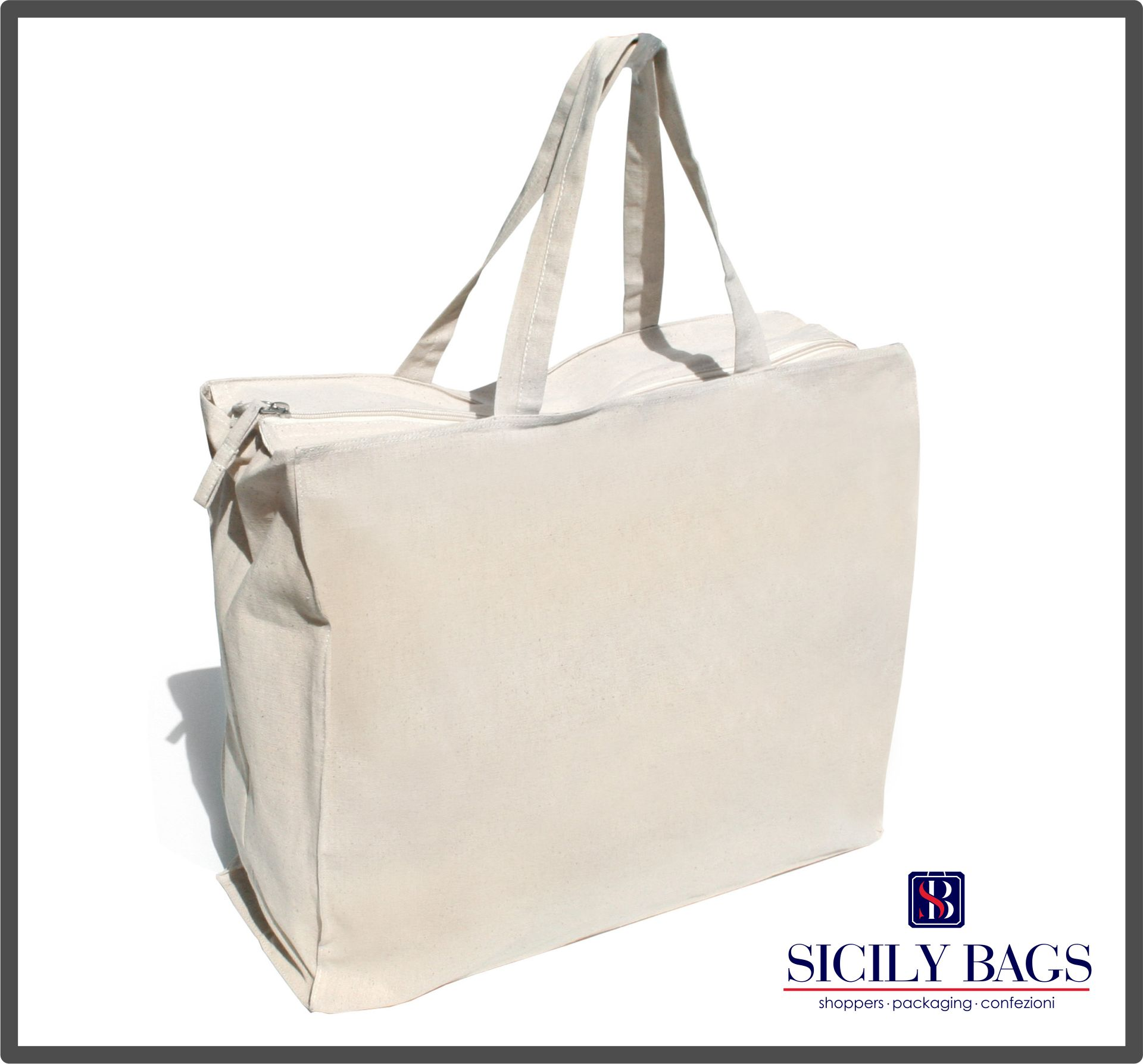 b573139158 ... shopper tessuto stampate, buste cotone per shopping, borse in tnt