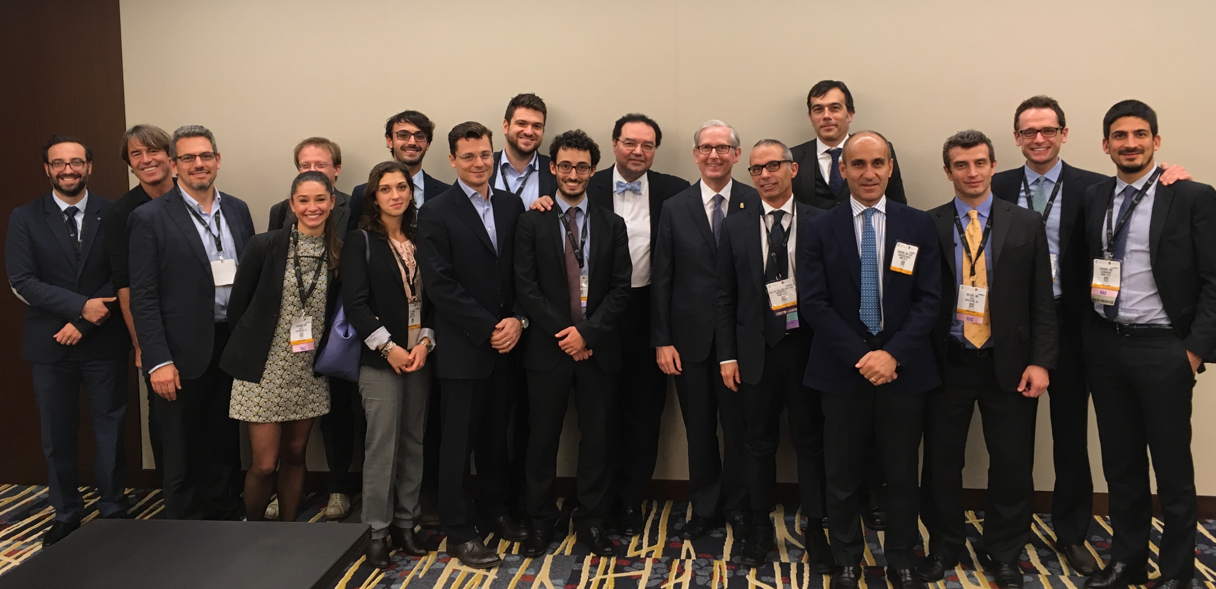 AISNA American Italian Surgeons in North America