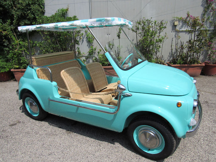 1964 FIAT 500 JOLLY Reproduction