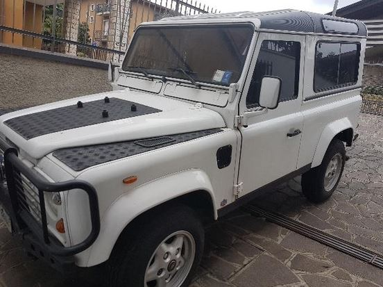 1988 LAND ROVER 90 HT