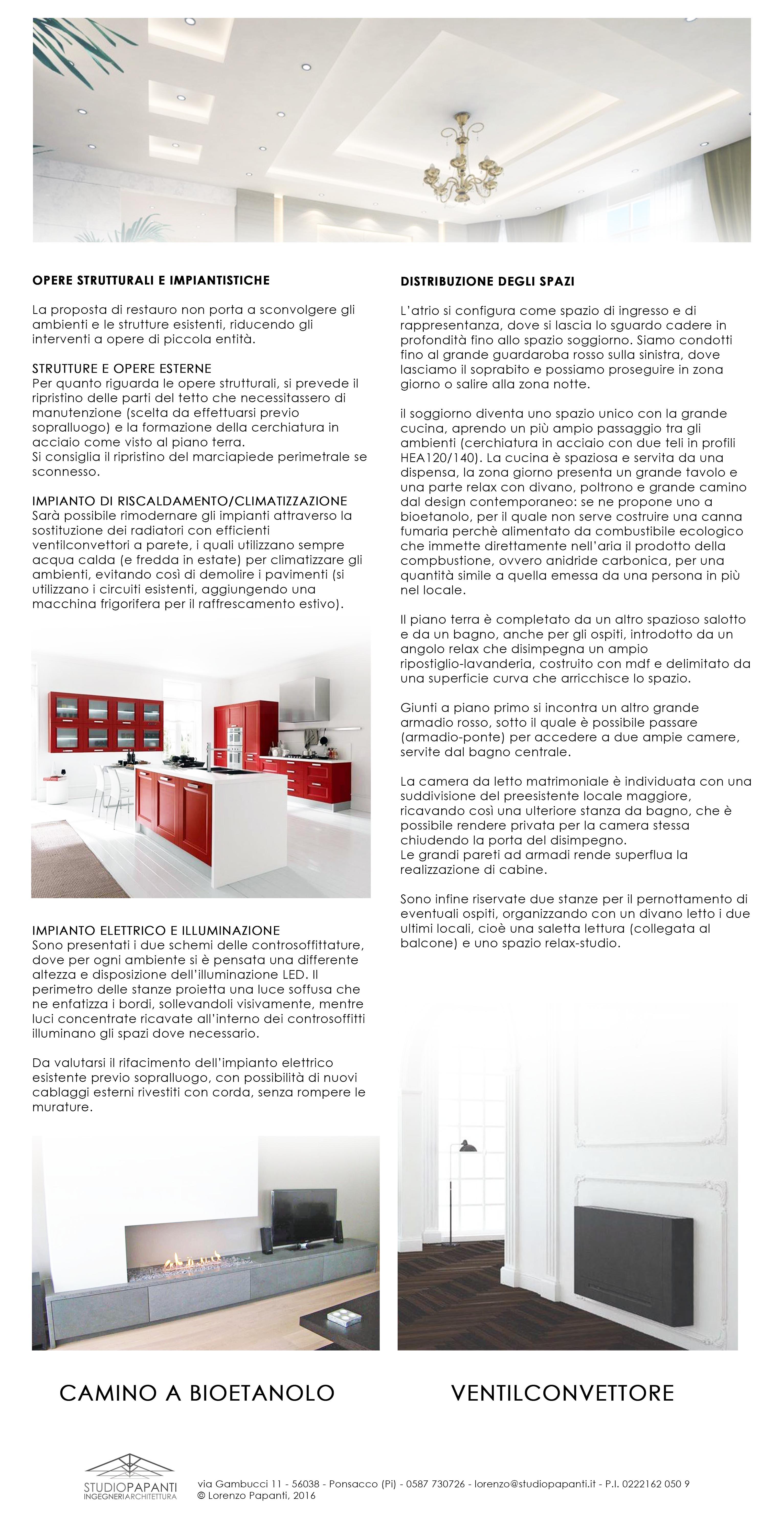 Impianto Elettrico Camera Da Letto. Simple Progetto Camera Da Letto ...