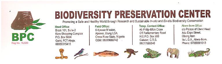 Conservation of Biodiversity Essay