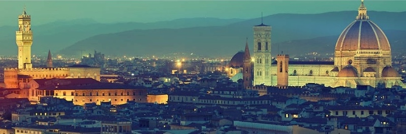Panoramic View of Firenze.