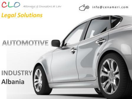 automotiveindustry-businesslawfirmalbaniatirana-clolegalsolutionswebjpg