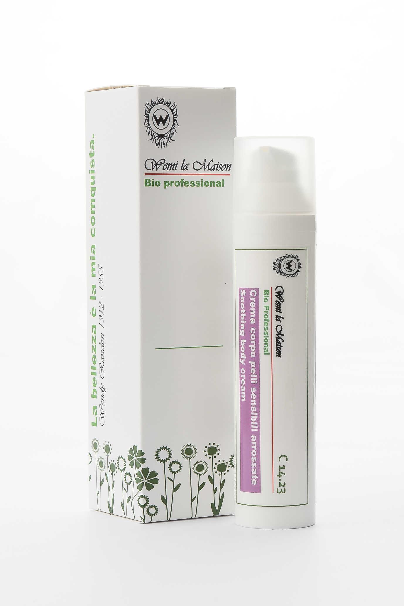 Crema pelli sensibili C 14.23