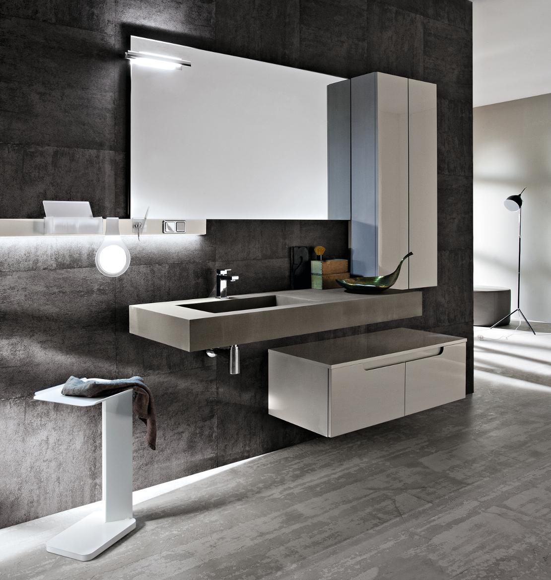 Mobili arredo bagno e lavanderia - Bagno design moderno ...