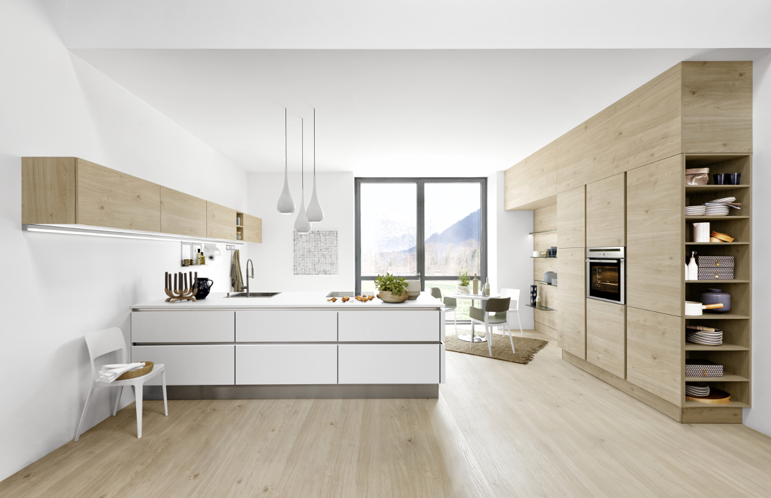 naturale cucina - 28 images - stunning cucina rovere naturale ...