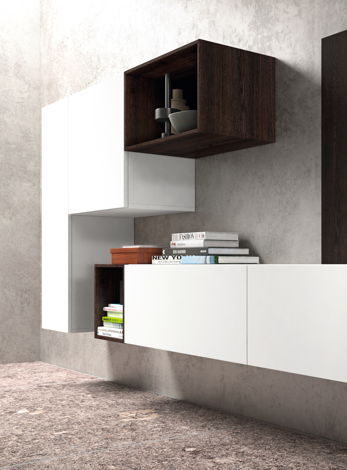 Mobili zona giorno living - Rossetto mobili prezzi ...