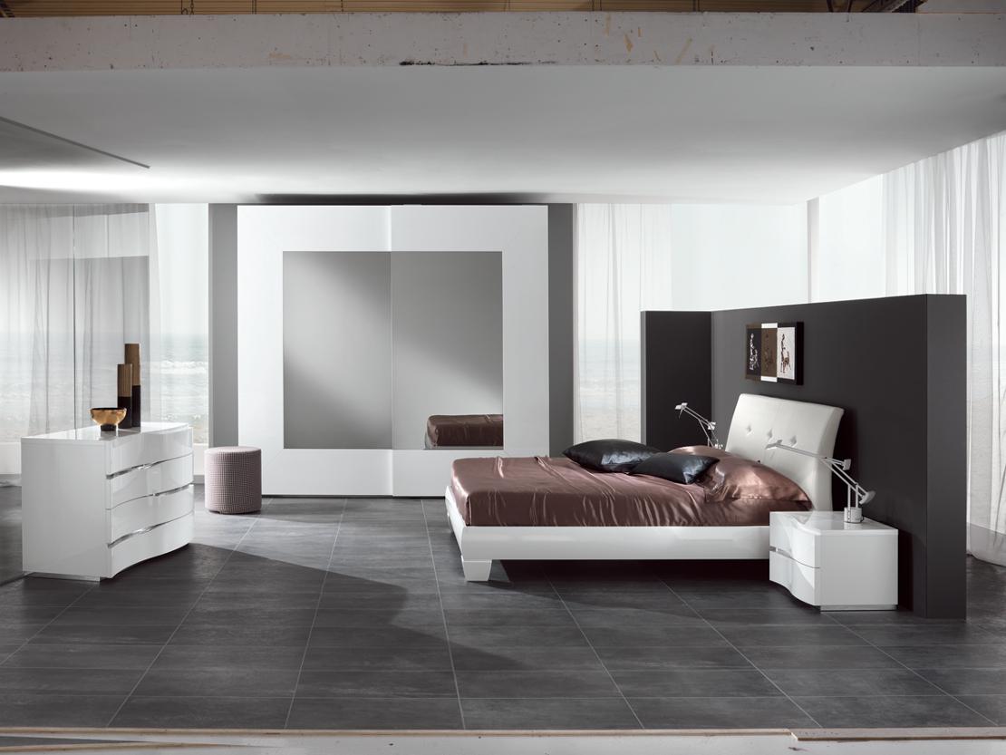 Disegno Idea arredamento camere da letto bianche hd immagini : Camere e camerette