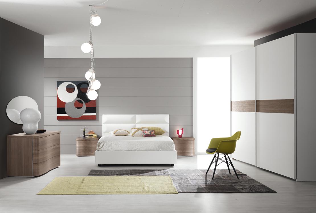 Camere e camerette - Arredamento camera matrimoniale moderna ...