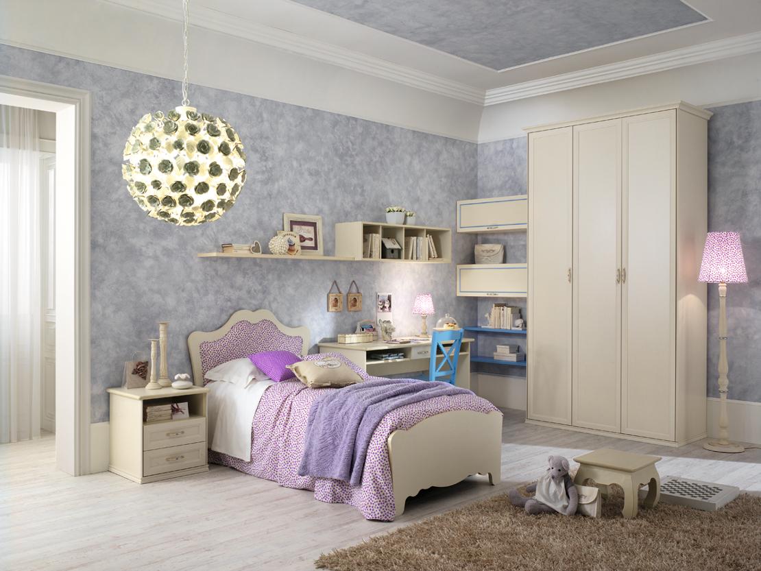 Idee per dipingere la camera da letto for Idee cameretta ragazza