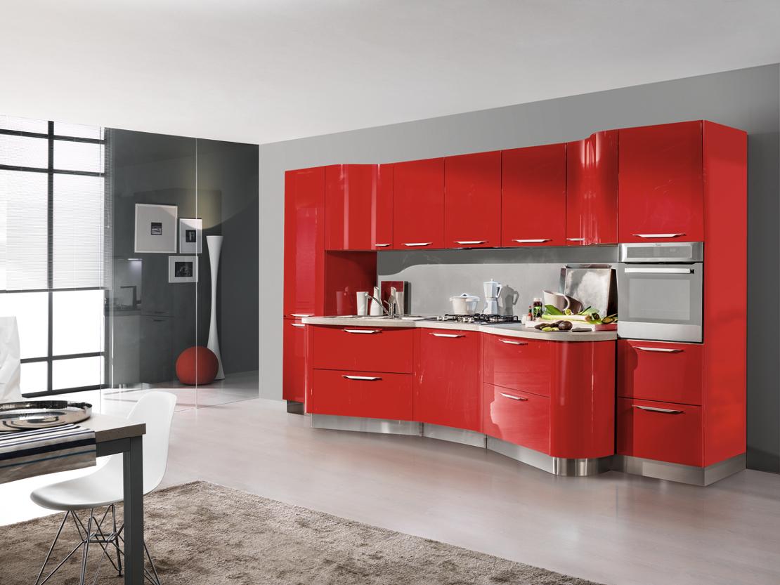 Mobili zona giorno living - Mobili per cucina componibili ...