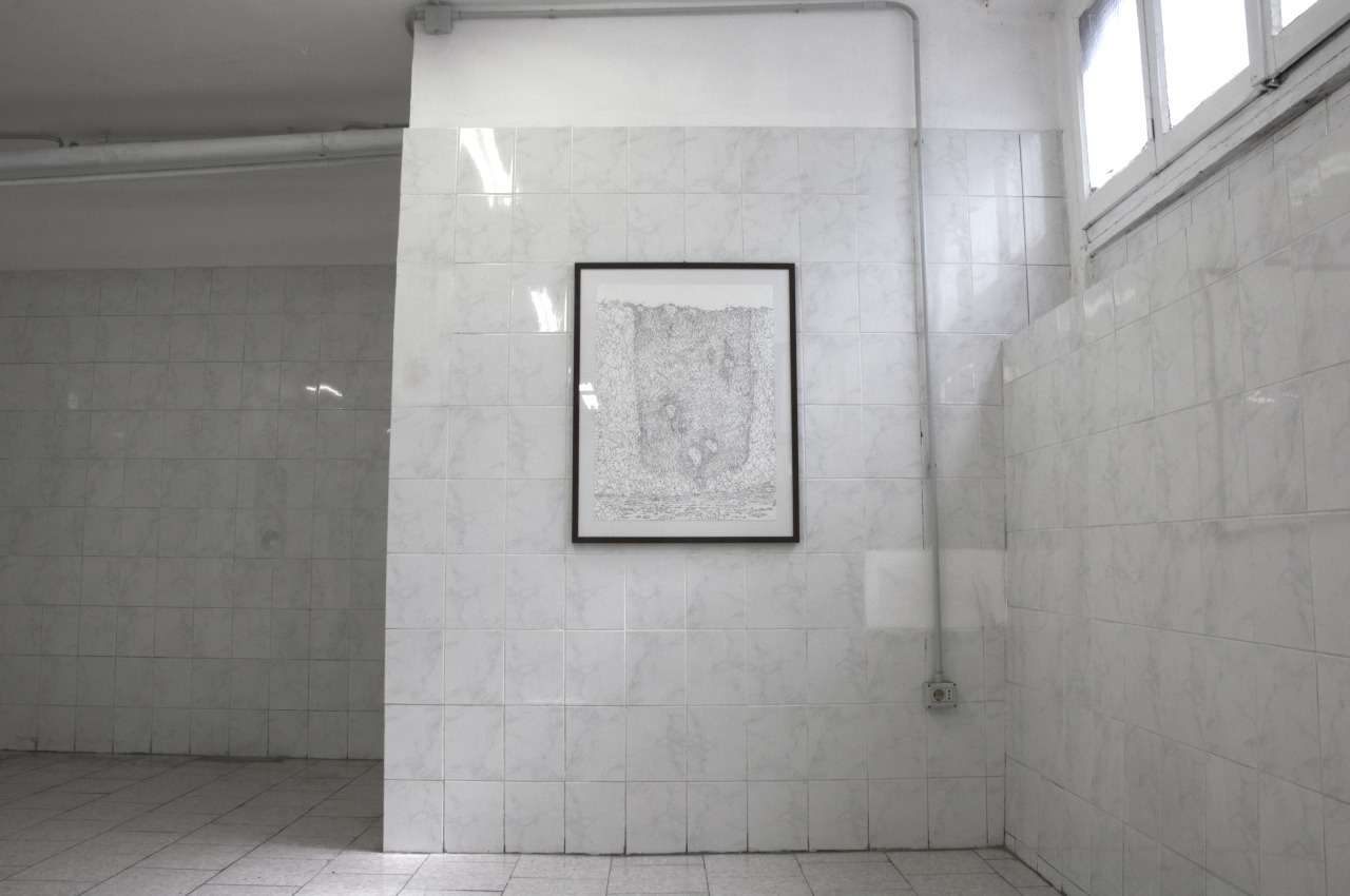 Federico Tosi_Ladiciottesimaguerramondiale_courtesy Tile Project Space