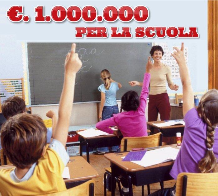 Cittadella scolastica la resa dei conti for Meloni arredamenti