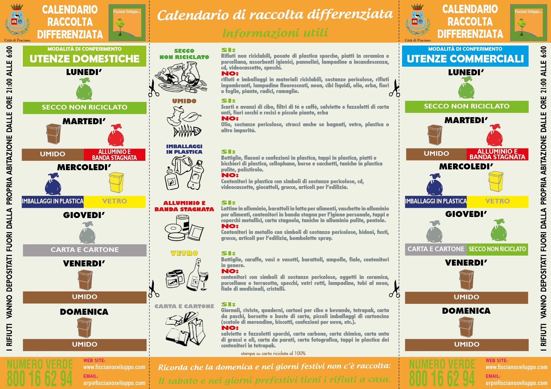 Calendario Pulizie.Servizi Di Pulizie