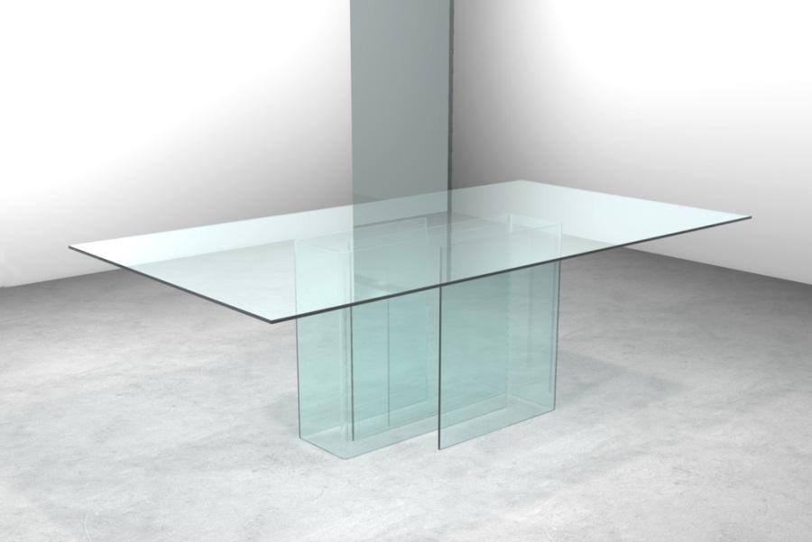 Vetreria edilglass - Tavolo cristallo rotto ...