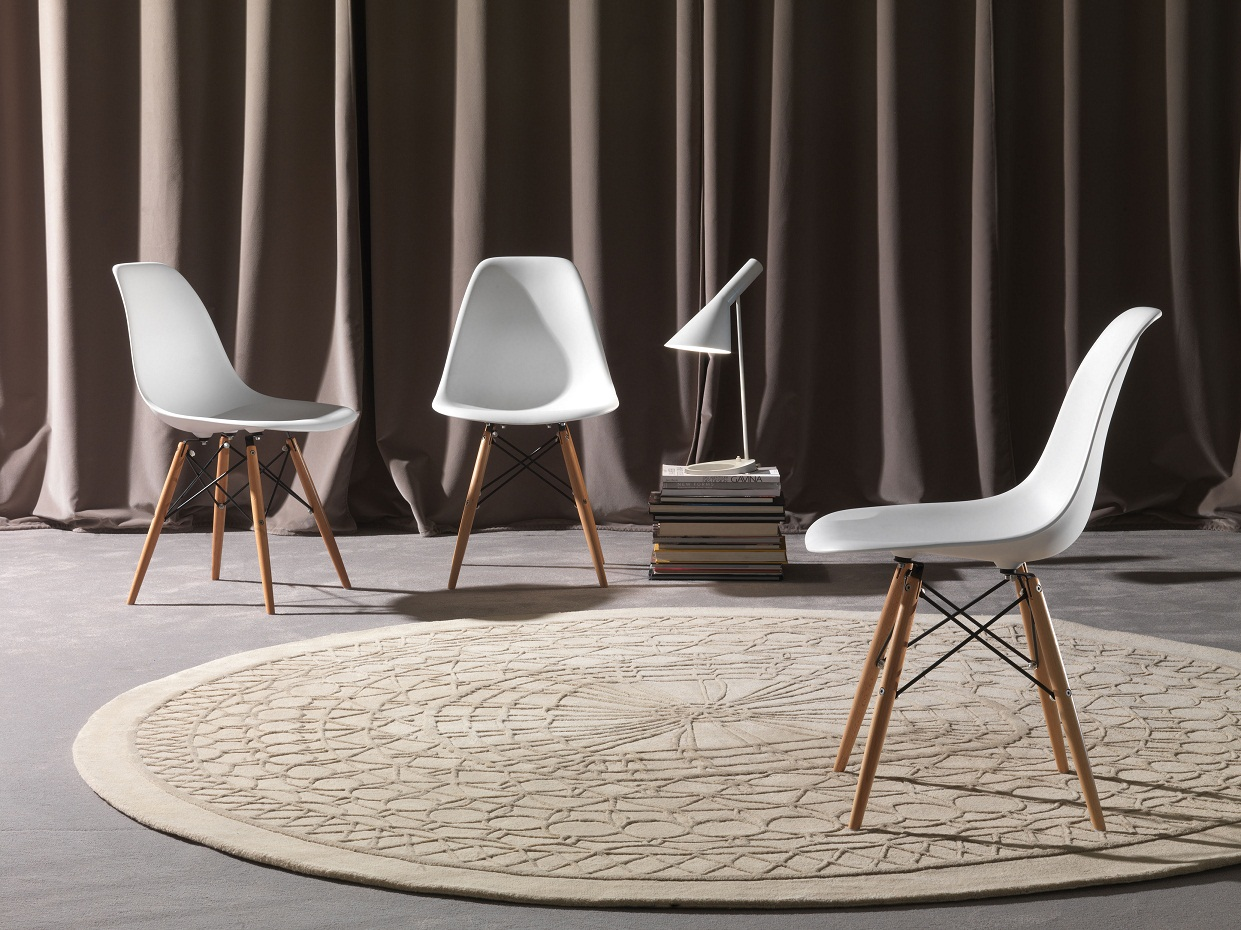 Sedie design sedie cucina sedie soggiorno sedie ufficio for Sedie bianche di design