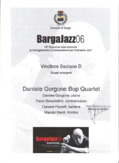 barga jazz