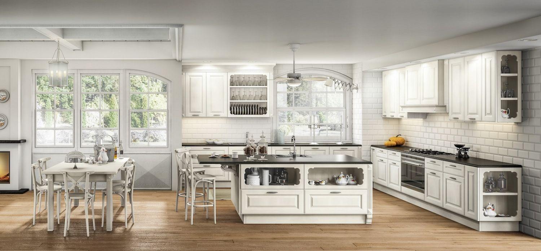 Le nostre cucine classiche e country - Cucine classiche berloni ...