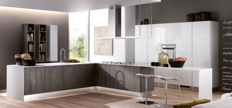 Le nostre cucine moderne for Cucine berloni roma