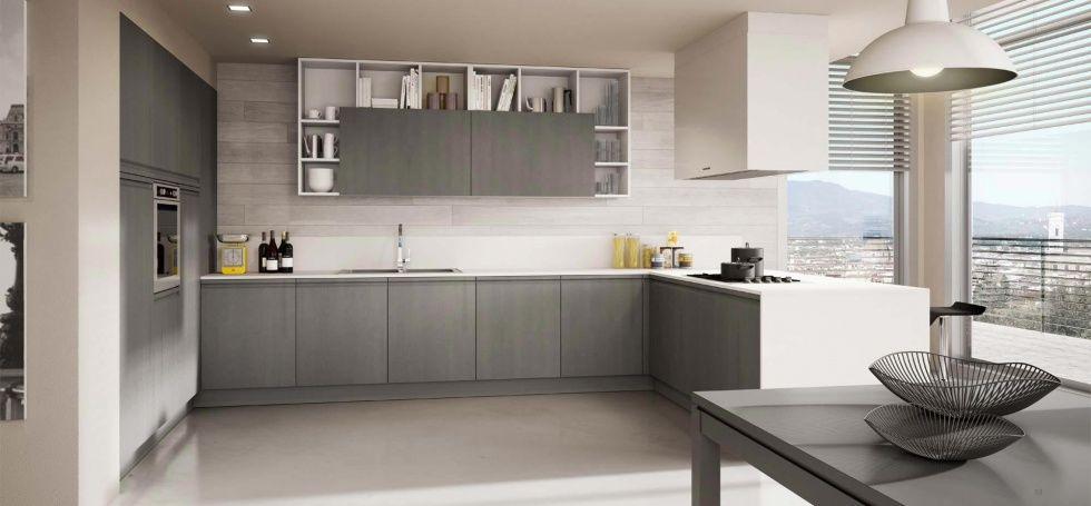 Stunning Berloni Cucine Moderne Images - Amazing House Design ...