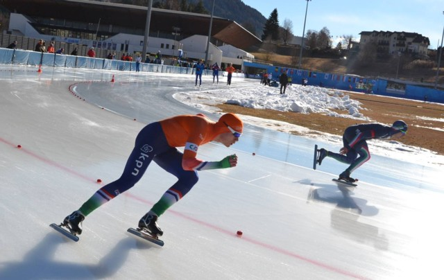 3rd World University Speed Skating Championship - Baselga di Piné
