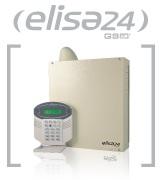 SECURHOUSE CENTRALE ELISA 24 GSM COMBIVOX ROMA