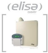 SECURHOUSE  CENTRALE ELISA 8 GSM COMBIVOX ROMA