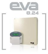 SECURHOUSE  CENTRALE EVA 8 - 24 COMBIVOX ROMA