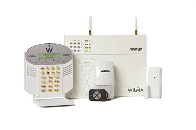 SECURHOUSE CASA WILMA COMBIVOX
