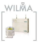 SECURHOUSE CENTRALE WILMA 32 GSM COMBIVOX ROMA
