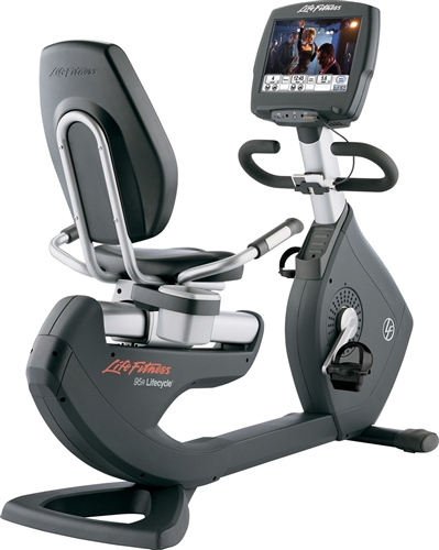 Bike Life Fitness Recline 95r Engage