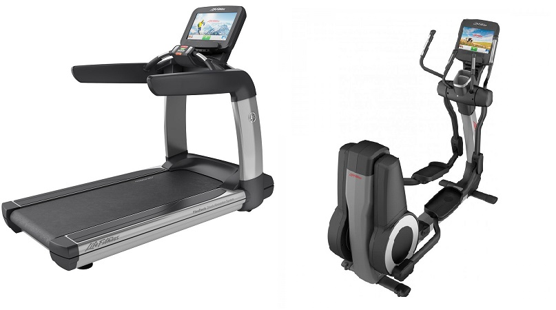 Run Life 95t Engange & Cross Trainer 95x Engange