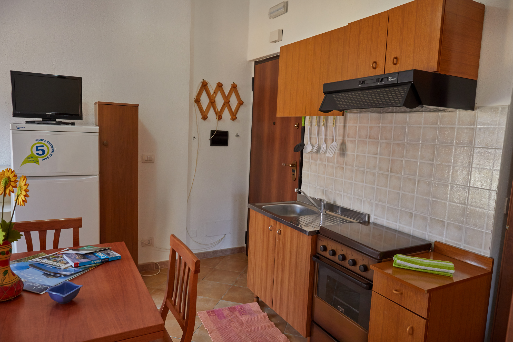 Ingresso Su Cucina Soggiorno - The Studio Apartments