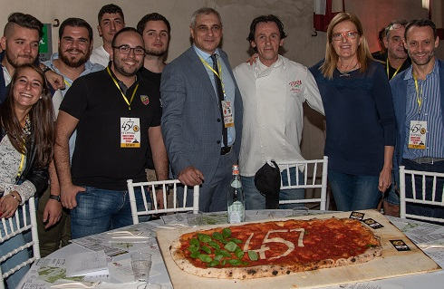 PIZZA 457 - UNVEILING THE PIZZA OF THE FIAT 500