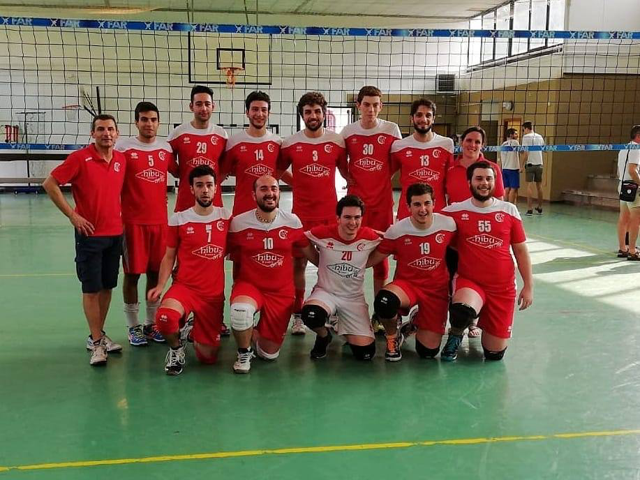 1° Classificati al Primaverile 2018