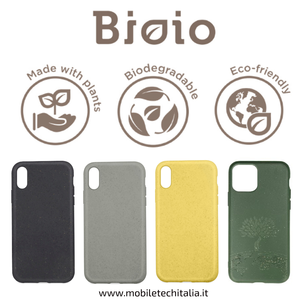 COVER IPHONE BIODEGRADABILE | BIOIO