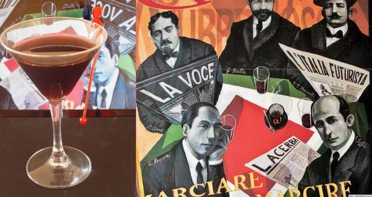 Giostra dAlcool alla Prampolini - Gran Caff Giubbe Rosse - Firenze