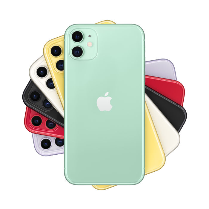 [MWLY2QL/A] iPhone 11 64GB Green