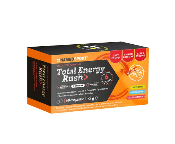 Total Energy Rush 60 tabs