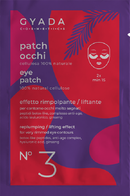 PATCH OCCHI N.3 - RIMPOLPANTE LIFTING GYADA