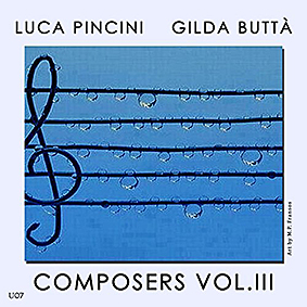 COMPOSERS VOL. III (Undici 07, 2015)