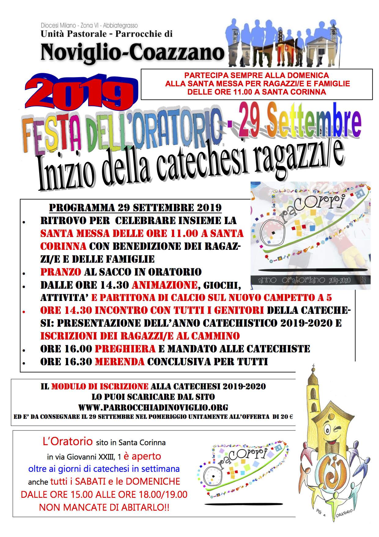 Calendario Comunioni 2020.Home Page