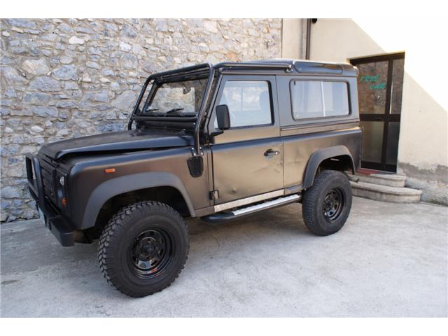1993 LAND ROVER DEFENDER 90 200TDI LHD