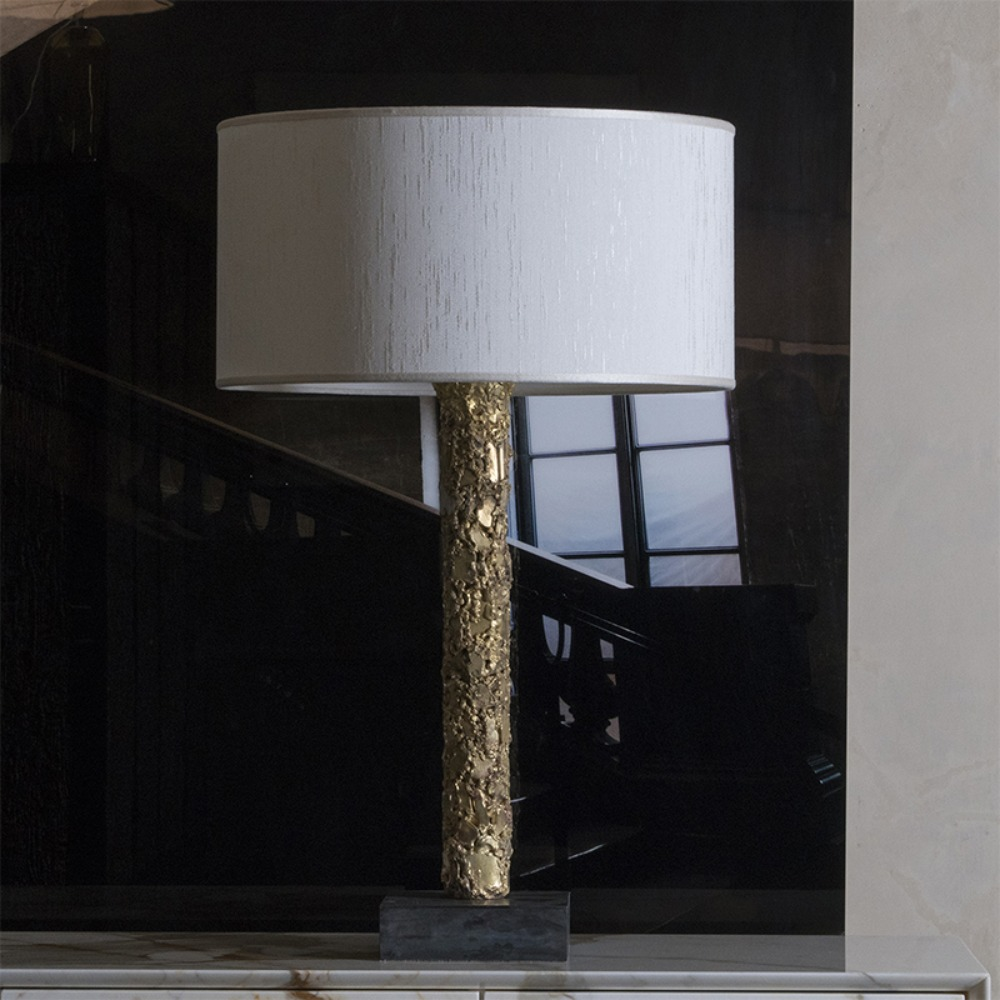Lamp Brut Natural Brass