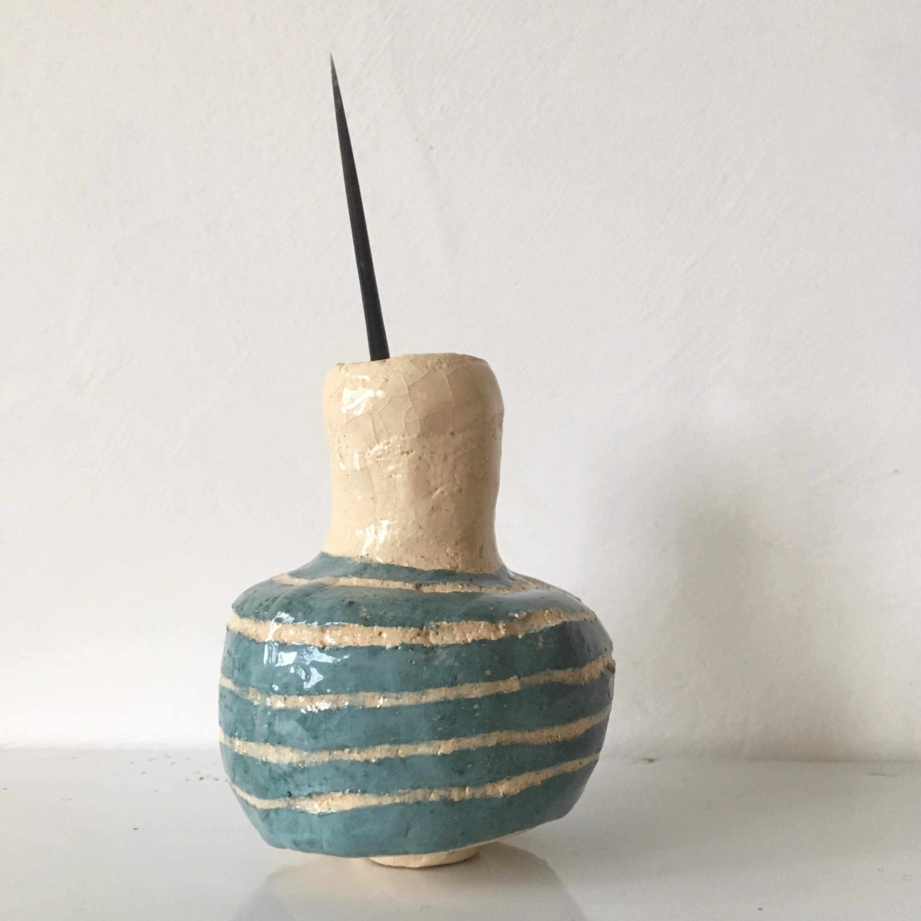 Lines- small vase